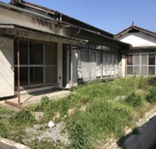 築30年以上の戸建住宅